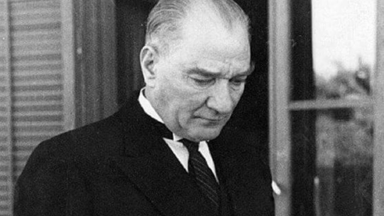 Ruhun Şaad Olsun Mustafa Kemal ATATÜRK